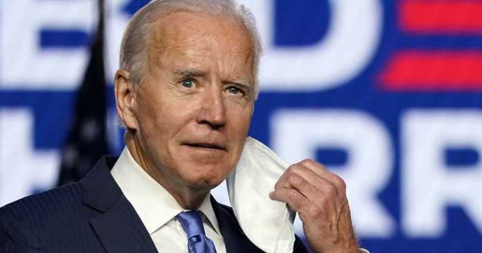 Joe Biden vows to be 'a President for all Americans' as he defeats Donald Trump