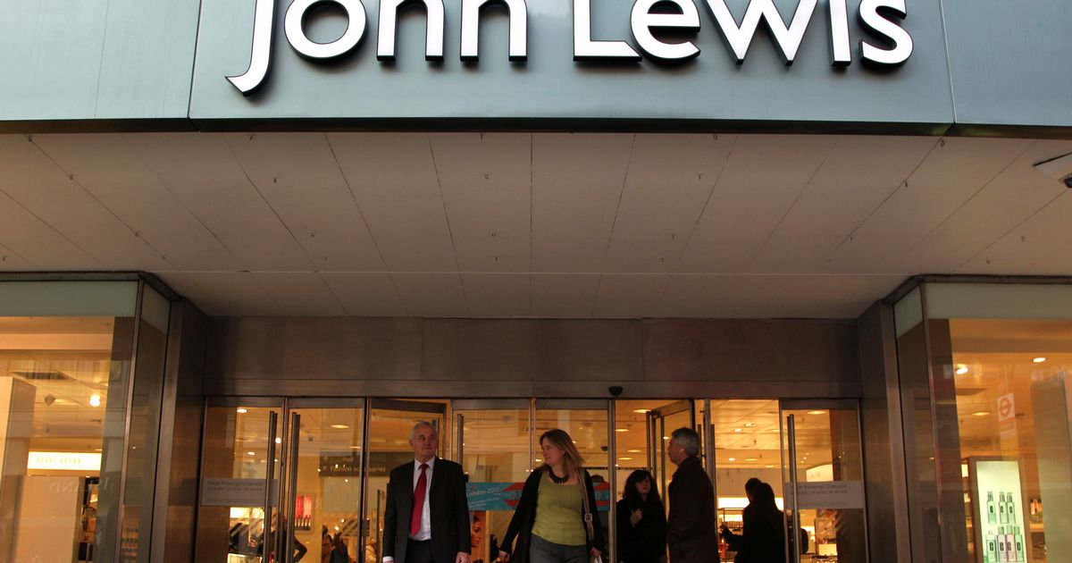 John Lewis Partnership to cut up to 1,500 head office jobs