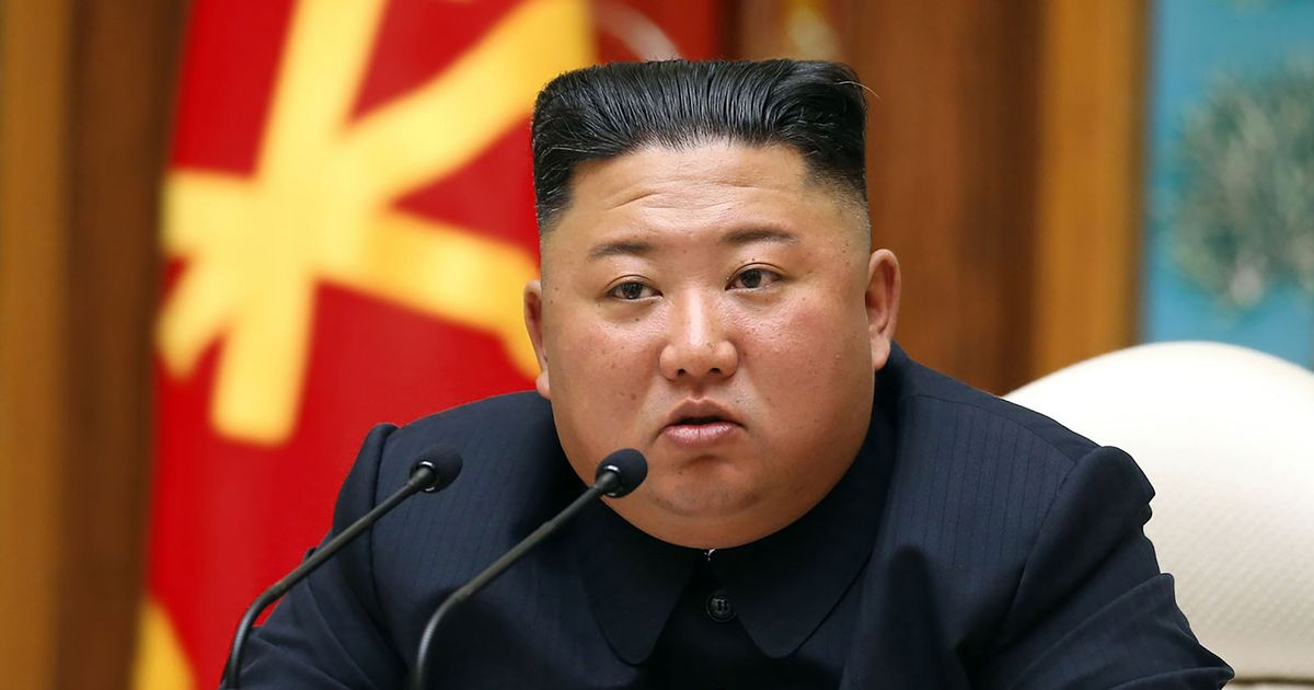 Kim Jong-un leaves North Korea Covid victims to 'starve to death in camps'