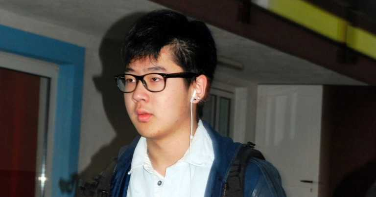 Kim Jong-un's nephew Kim Han-sol goes missing 'after meeting with CIA'