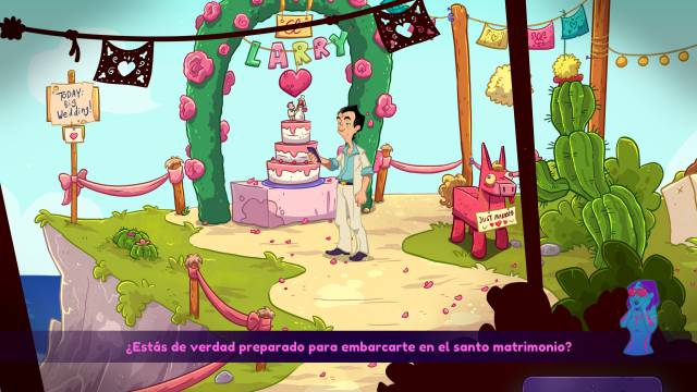 Leisure Suit Larry: Wet Dreams Dry Twice, Analysis