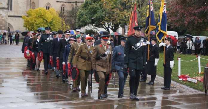 Lockdown 2: Guidance for Remembrance Sunday published