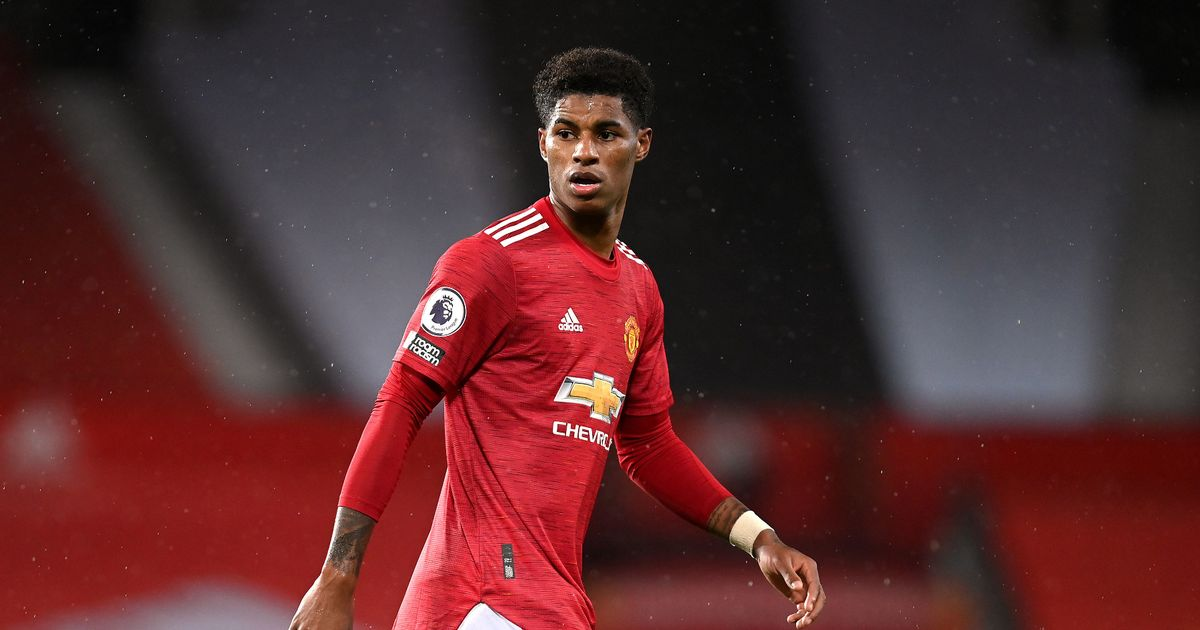 Marcus Rashford to receive Sports Personality recognition
