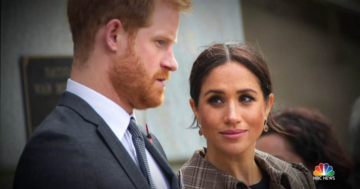 Meghan Markle opens up about pregnancy loss