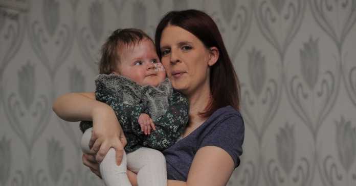 Miracle baby defies docs who said she'd live for minutes