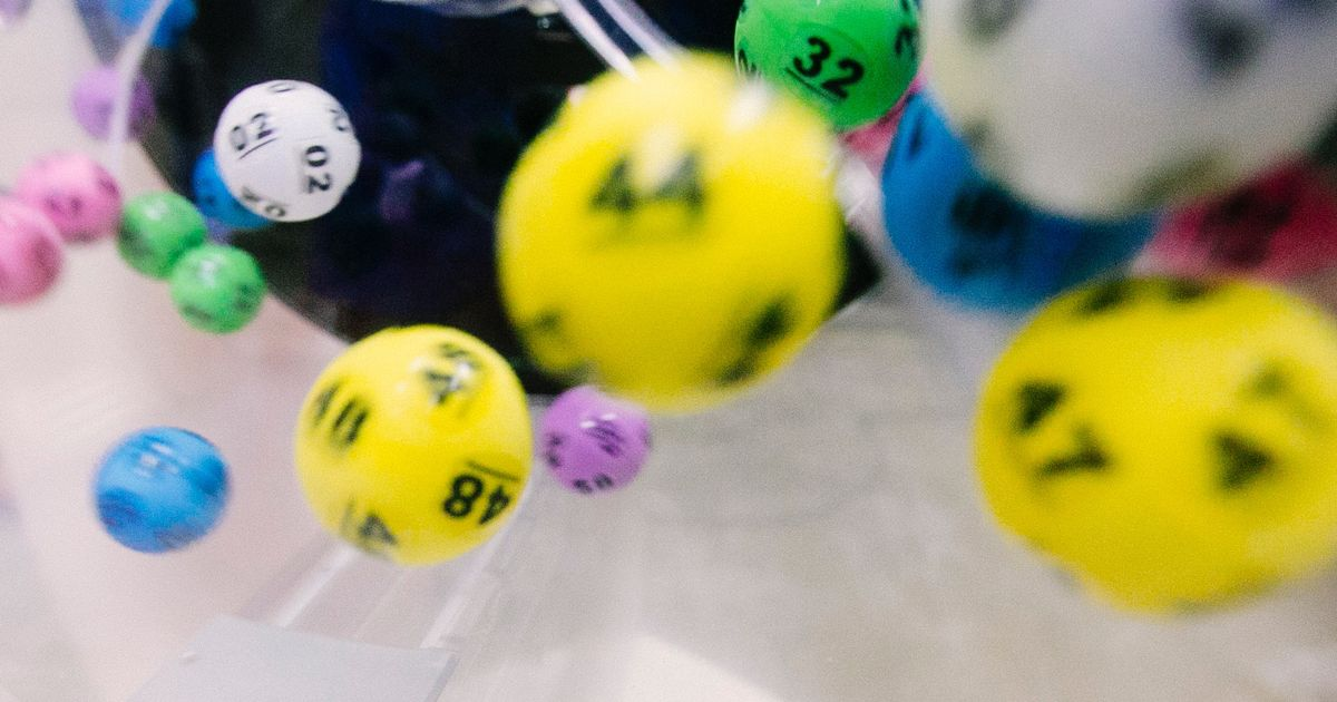Most popular numbers and sequences revealed by National Lottery