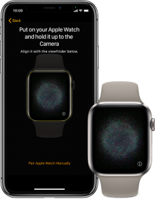 New iPhone 12? Steps To Pair The Phone With The Apple Watch 1