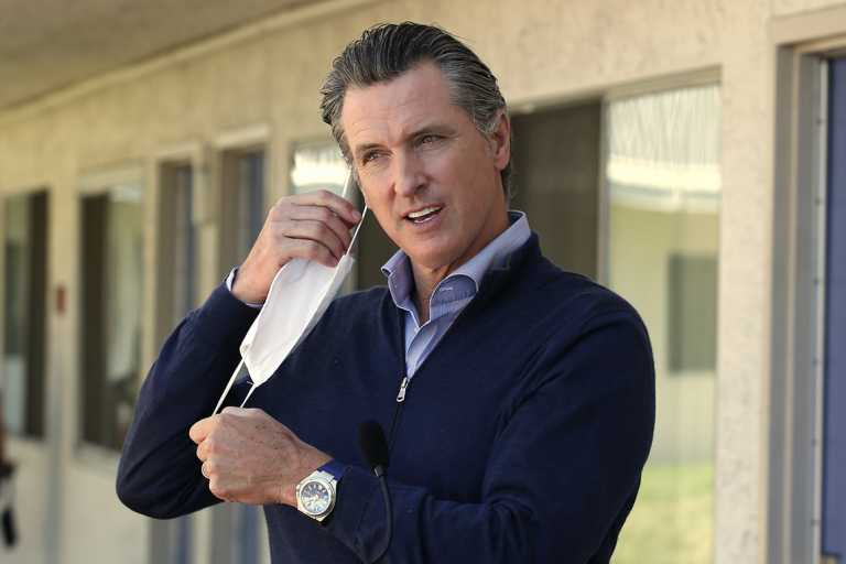 Newsom faces backlash after attending French Laundry dinner party