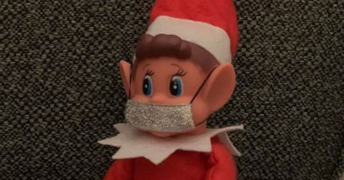 No quarantine for Elf on the Shelf as Santa says they can't get sick
