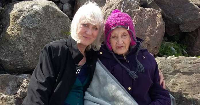 OAP detained by police for taking 97-year-old mum from care home