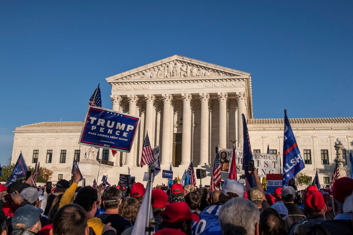 "Opinion | The Supreme Court's ""Breathtakingly Radical"" New Approach to Election Law"