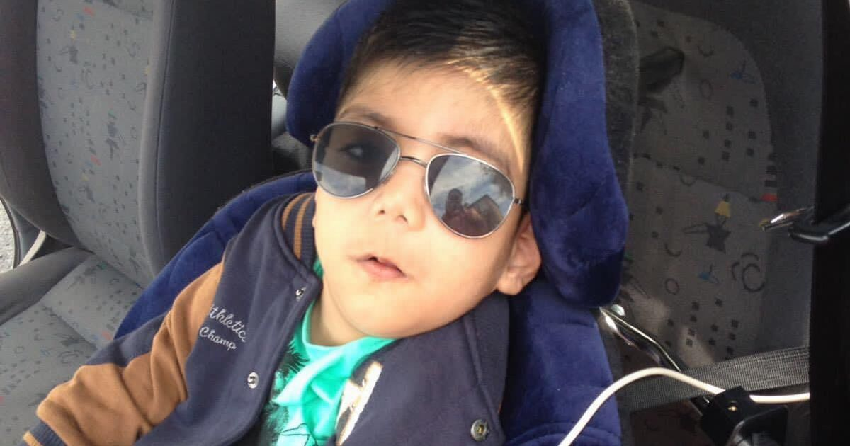 Parents' heartbreak as boy becomes one of youngest UK Covid victims
