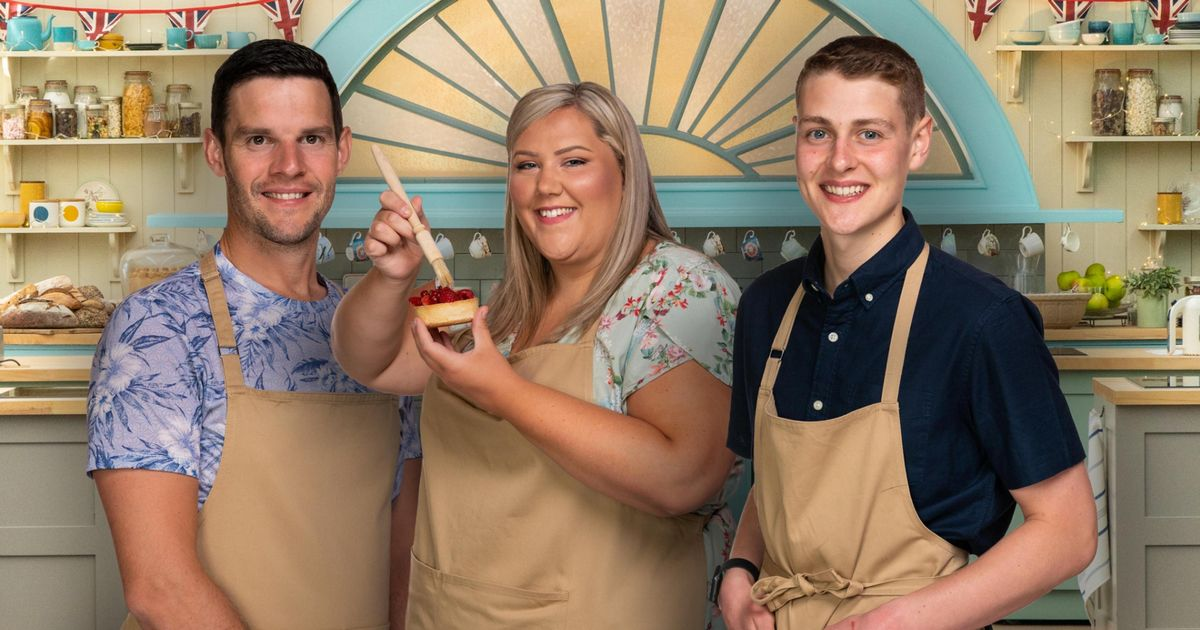 "Peter Sawkins says winning GBBO left him like ""a giddy kid"""