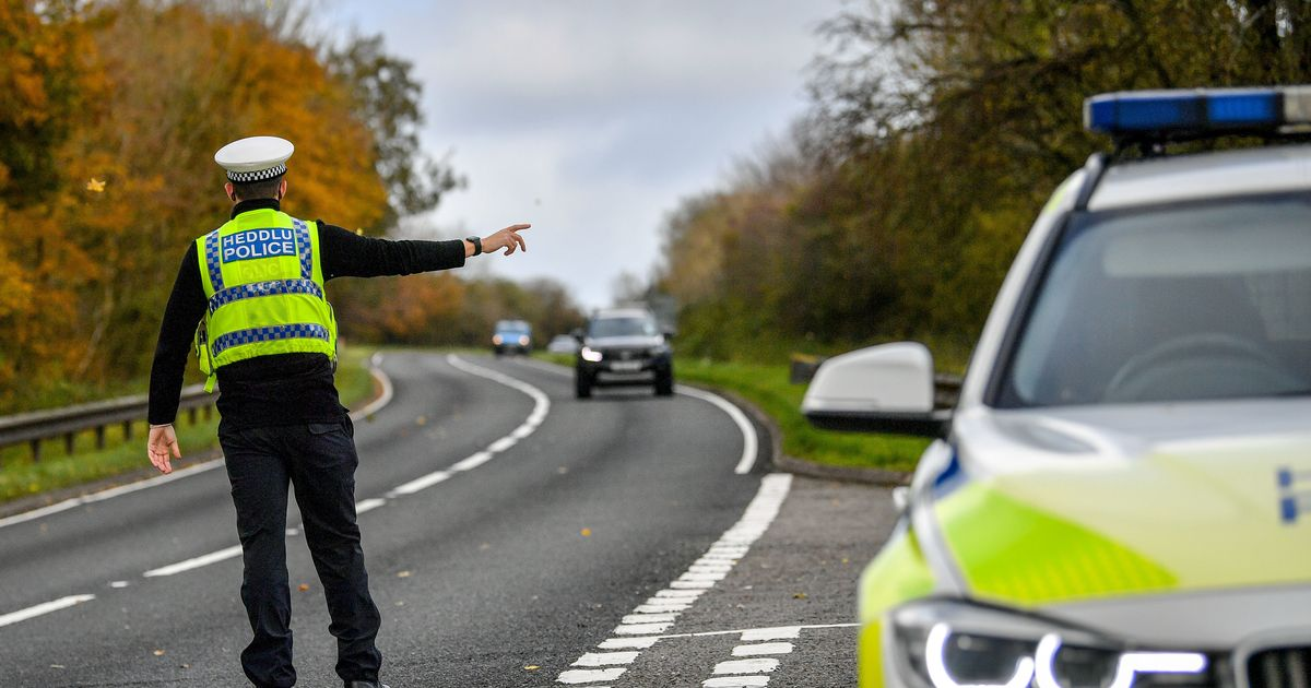 Police checkpoints operating on our roads from today