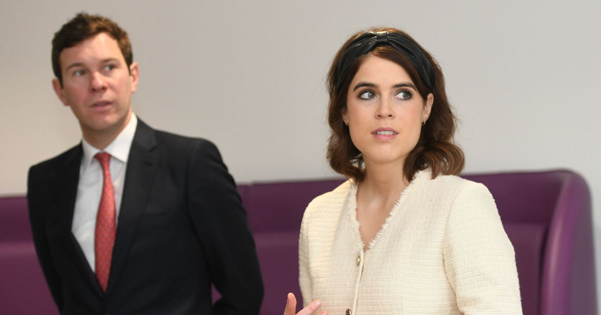 Princess Eugenie and husband 'move into Frogmore Cottage'