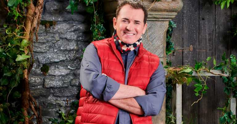 Shane Richie says he is doing I'm A Celeb because he's broke