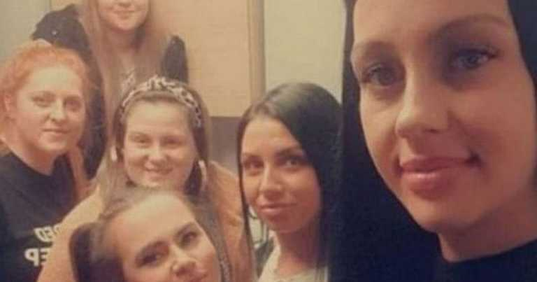 Six women throwing Come Dine With Me dinner party rumbled by police