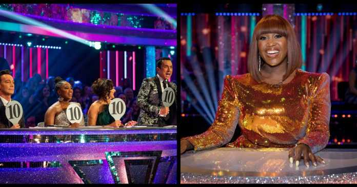 Strictly's Motsi Mabuse is self-isolating for the next two weeks