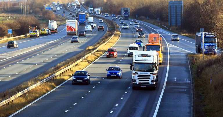 Survey reveals public views on speeding by schools and on motorways