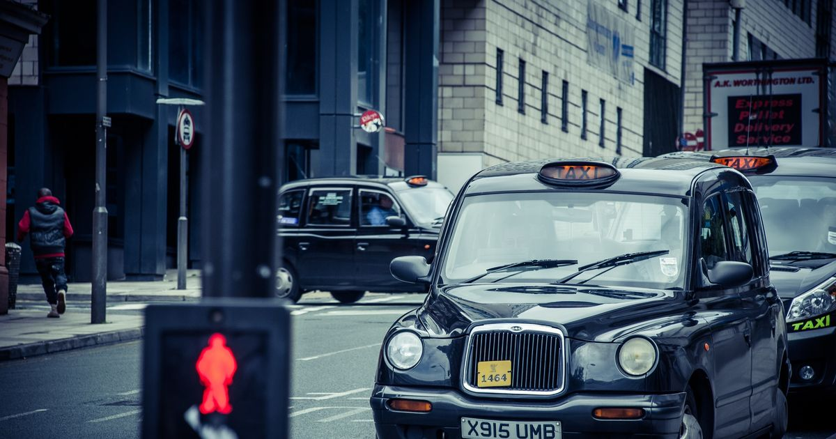 Taxi advert banned for exaggerating Covid safety claims