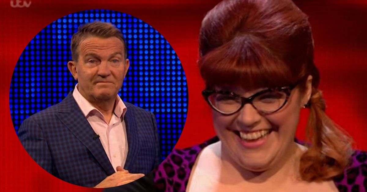 The Chase's Bradley Walsh floored as Jenny Ryan mocks his age