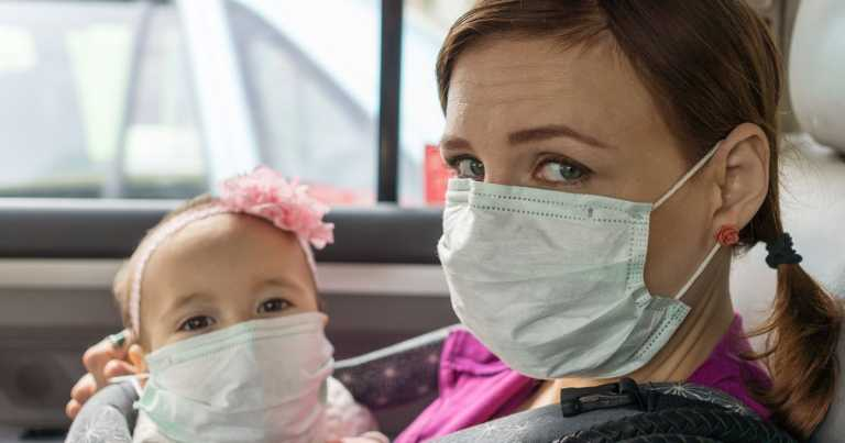 There's a special name for babies born during the pandemic