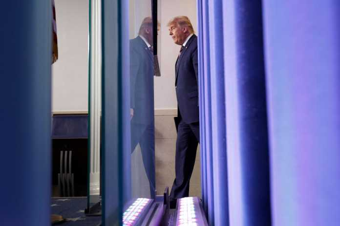 Trump's refusal to concede amps up pressure on GOP