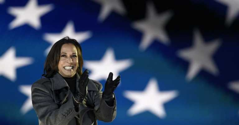 Vice President elect Kamala Harris on brink of making history