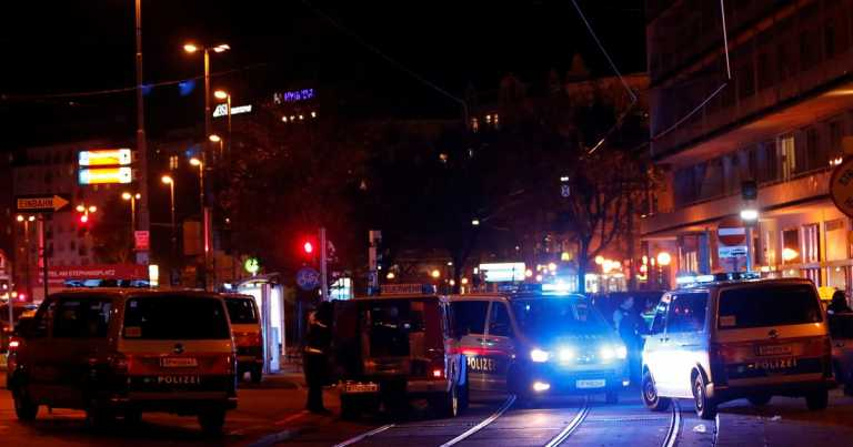 Vienna terror attack launched on busy night hours before city went into lockdown