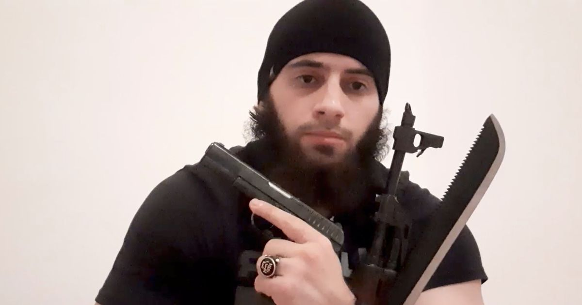 Vienna terrorist helped neighbour with shopping hours before shooting massacre
