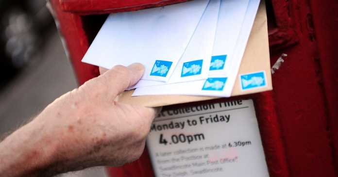 Warning about Royal Mail scam that could empty your bank account