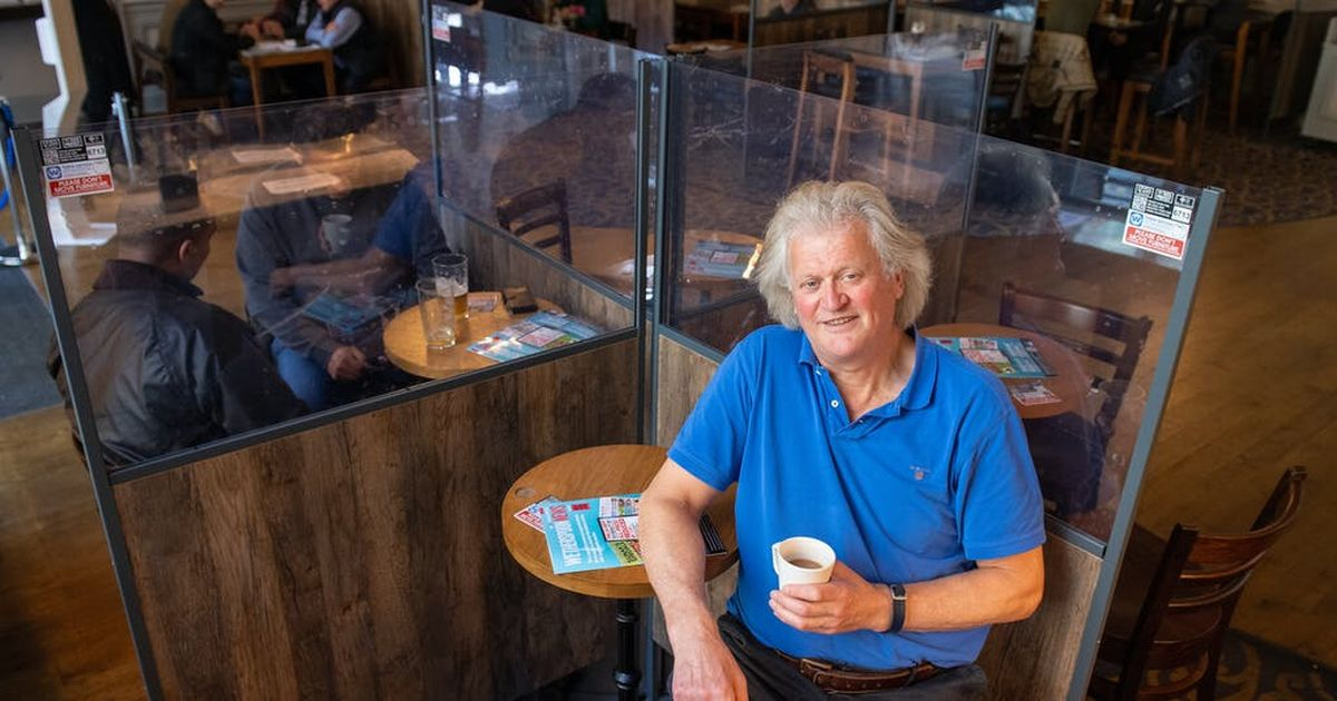 Wetherspoon boss accuses Government of 'lockdown by stealth'