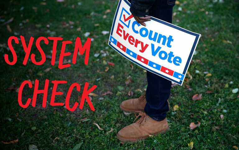 White Supremacy Is Baked Into Our Electoral System