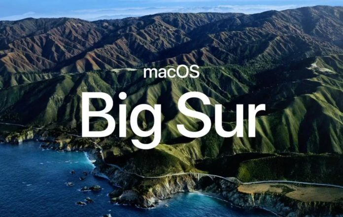 macOS Big Sur causes black screen on some models