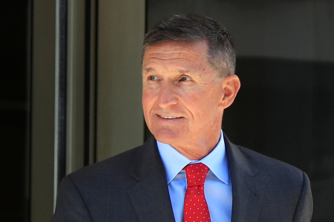 Judges may reinstate foreign agent case against Flynn partner