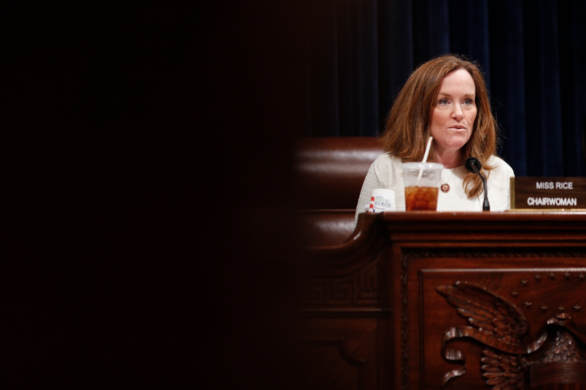 Kathleen Rice beats out AOC for spot on coveted House committee