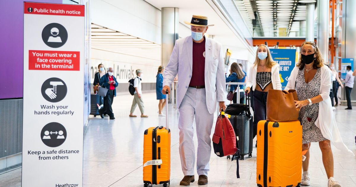Latest updates on post-Brexit travel choices for UK holidaymakers