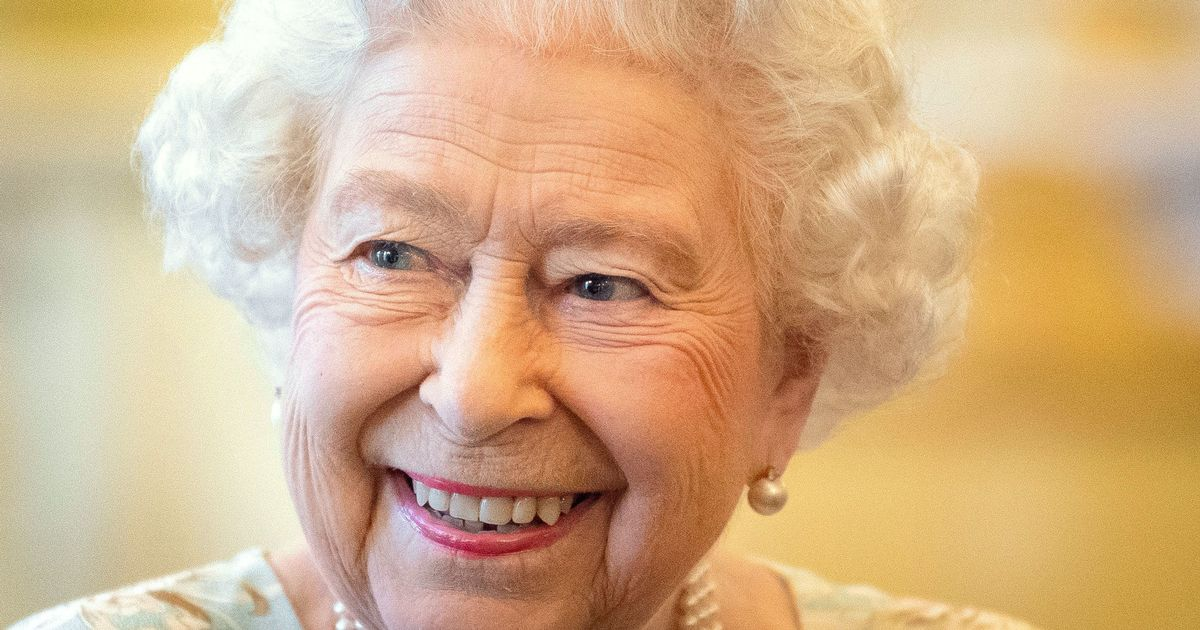 Live as Queen addresses the nation in Christmas Day speech