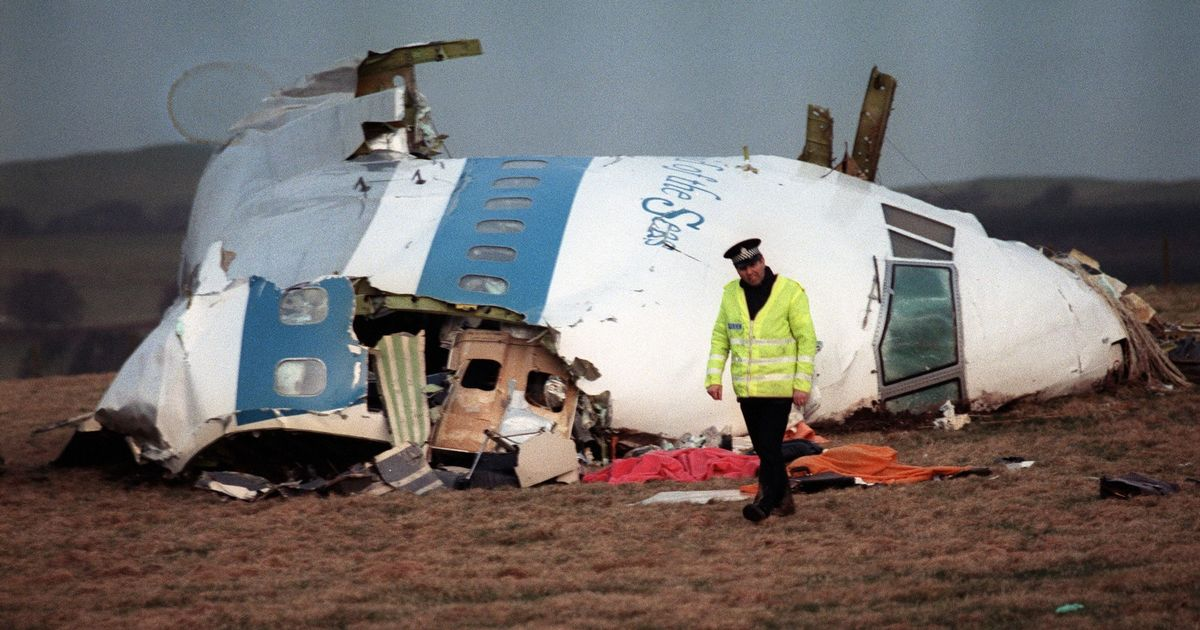 Lockerbie bombing victim's brother gave info about explosives mastermind to FBI