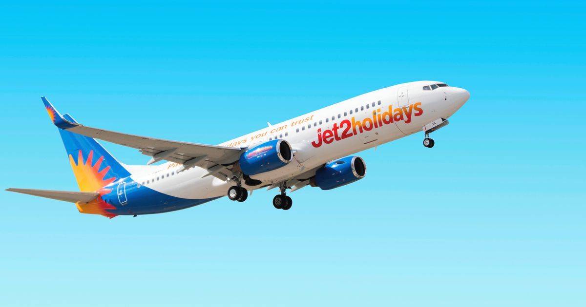 Massive refunds bill for Jet2 with planes grounded by coronavirus