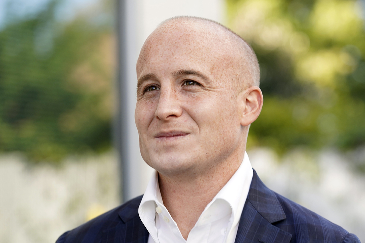 Max Rose opens mayoral campaign account