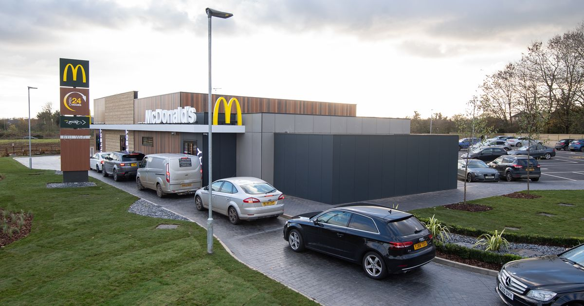 McDonald's has new trick to avoid the queues and the drive-thru