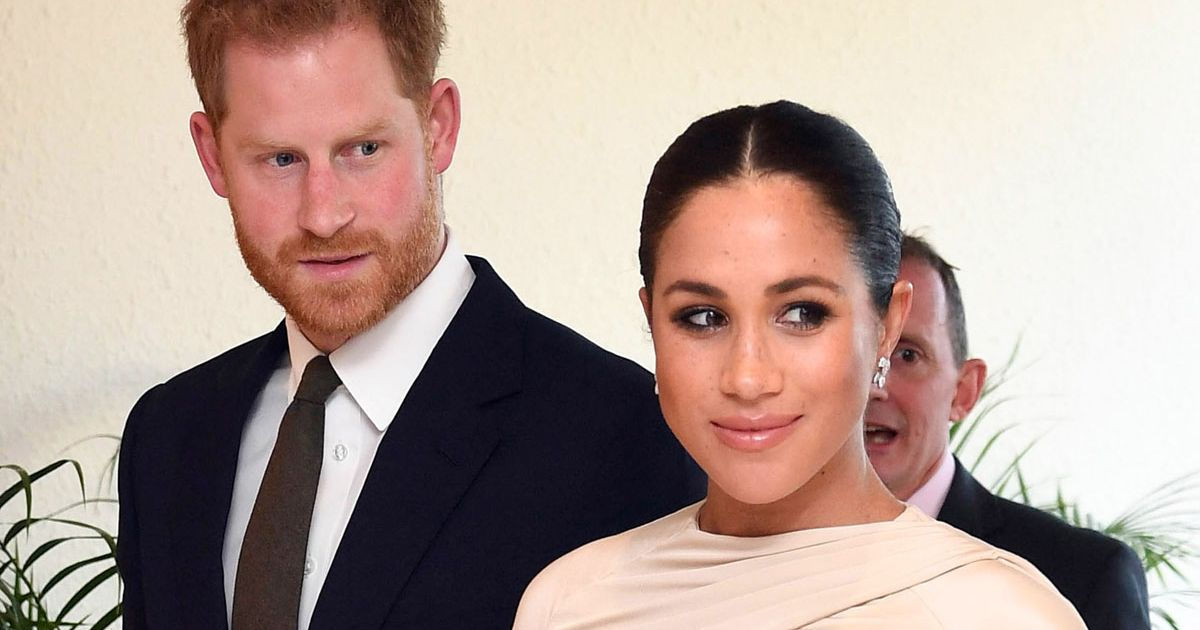 Meghan and Harry pay tribute to Diana in New Year message as they launch website