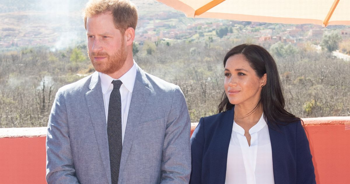 Meghan and Harry snub dads while praising mums' 'kindness' in moving message