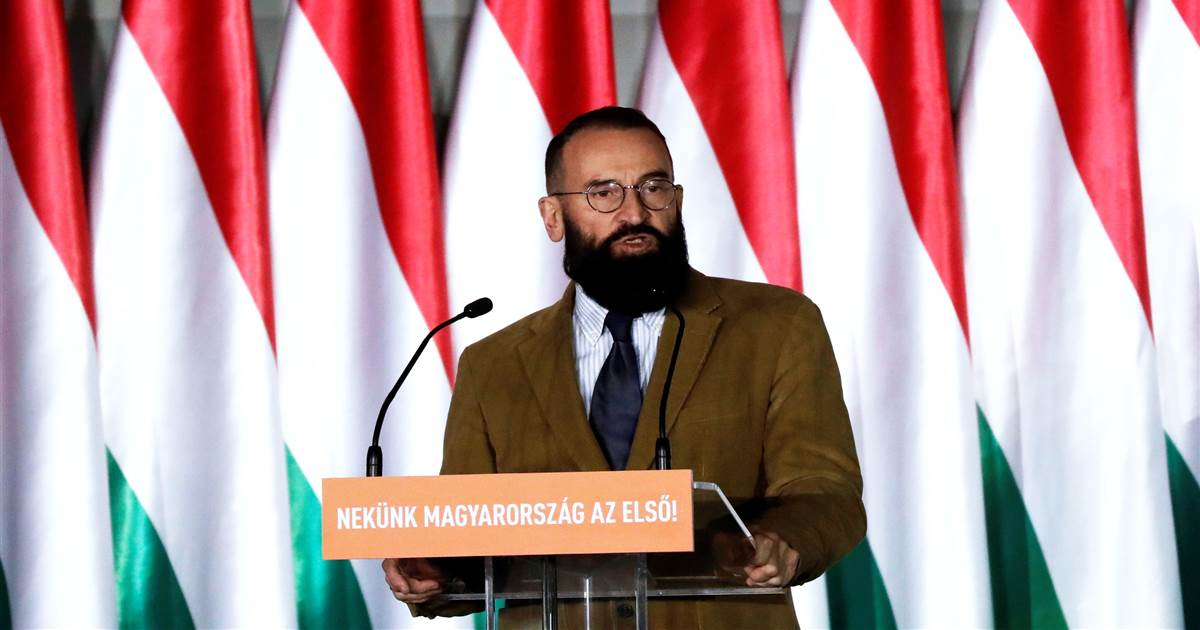 Member of Hungary's anti-LGBTQ government resigns after fleeing alleged sex party