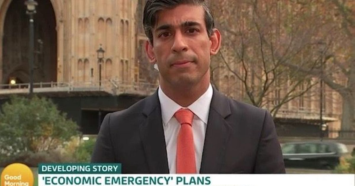 More than 1,000 complain to Ofcom over GMB interview of Rishi Sunak