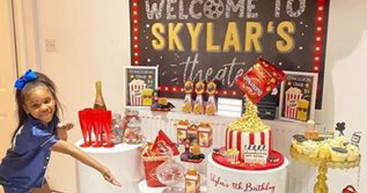 Mum spends thousands on extravagant birthday parties for daughter, 8
