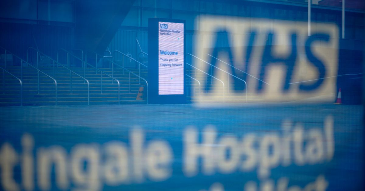 Nightingale hospitals prepped as Covid patient numbers rise