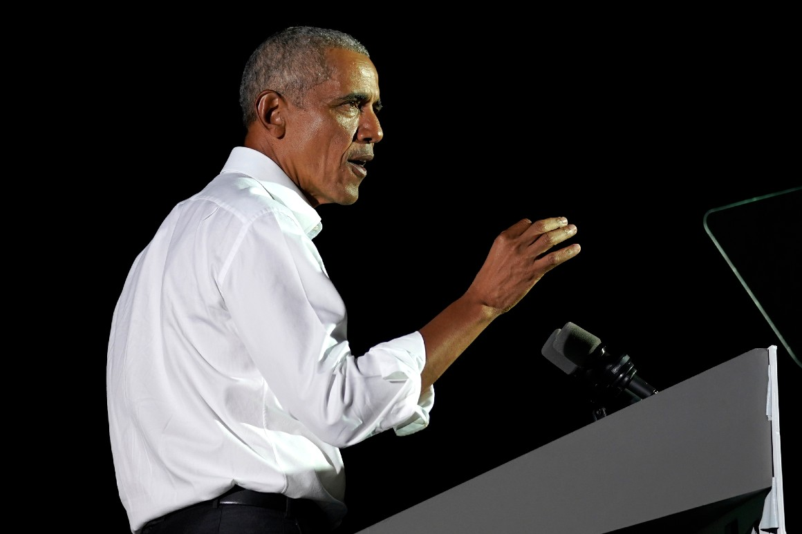 Obama: Criminal justice reformers 'lost a big audience' with defund the police rhetoric
