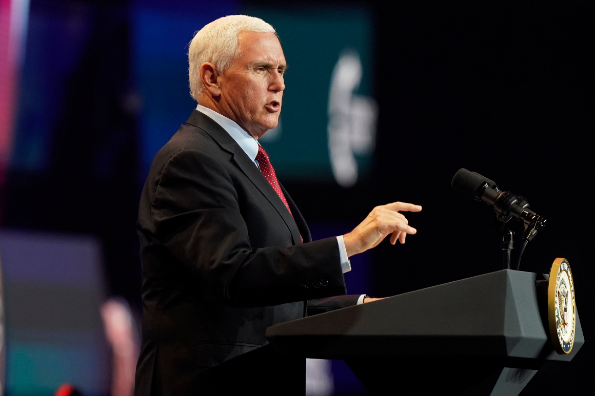 Pence: Gohmert's fight to overturn the 2020 election results is with Congress, not me